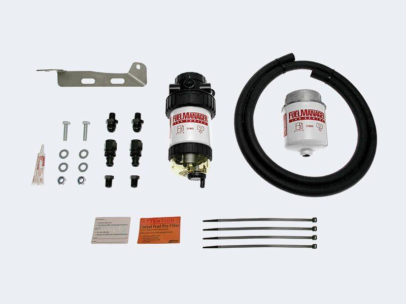 Diesel Pre-Filter Kit